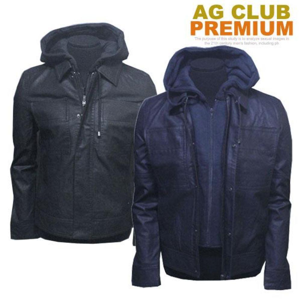 fn 후드탈부착 라이더 가죽점퍼 PU04 라이더자켓 가죽잠바 가죽점퍼 가죽자켓 재킷