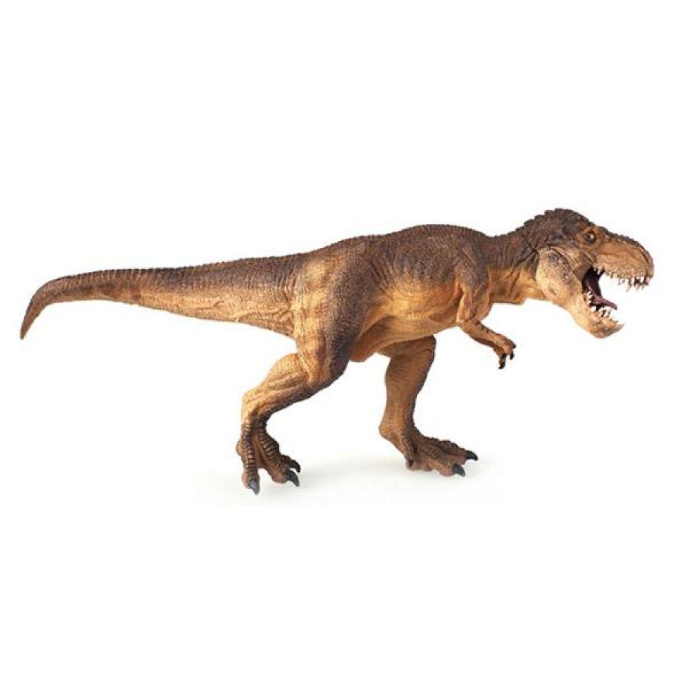 파포 공룡모형완구 달리는 브라운티렉스 55075 피규어 동물모형 피규어 공룡고래모형 공룡피규어 공룡학습 어린이완구 브라운티렉스