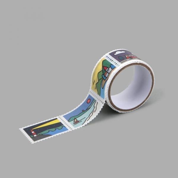 몽동닷컴 Masking tape stamp - 12 Landscape 테이프 마스킹테이프 종이테이프 종이마스킹테이프 데코 데코레이션 리폼 데코스티커 스티커 꾸미기 포인트 데일리라이크 디자인문구