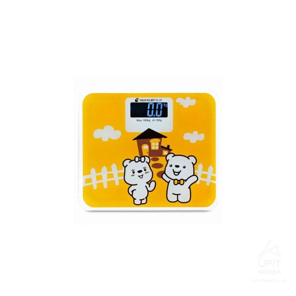 에스슬림 LCD디지털 체중계 S-703_6455 생활용품 가정잡화 집안용품 생활잡화 잡화