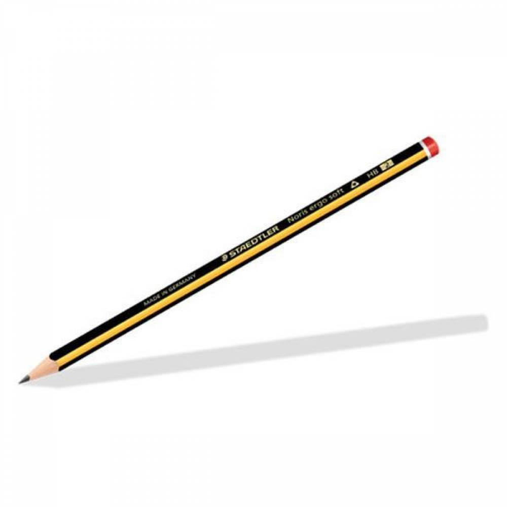 스테들러 노리스 에고소프트 삼각연필 152