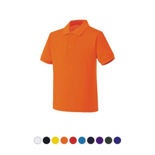 특가공 기획 무지 피케이(아동용) PK 카라 아동 티셔츠 반팔티