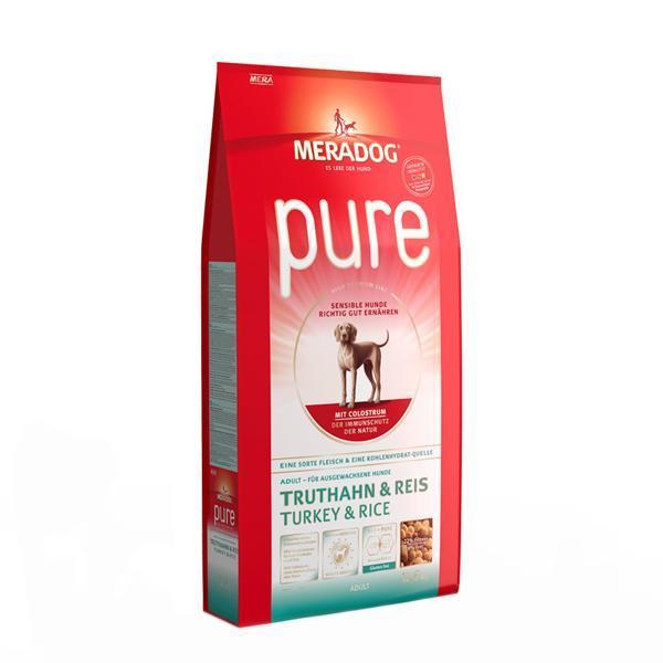 메라독 퓨어 어덜트(칠면조n쌀n초유) 12.5kg 애완사료 건강사료 수제사료 애완용품 사료