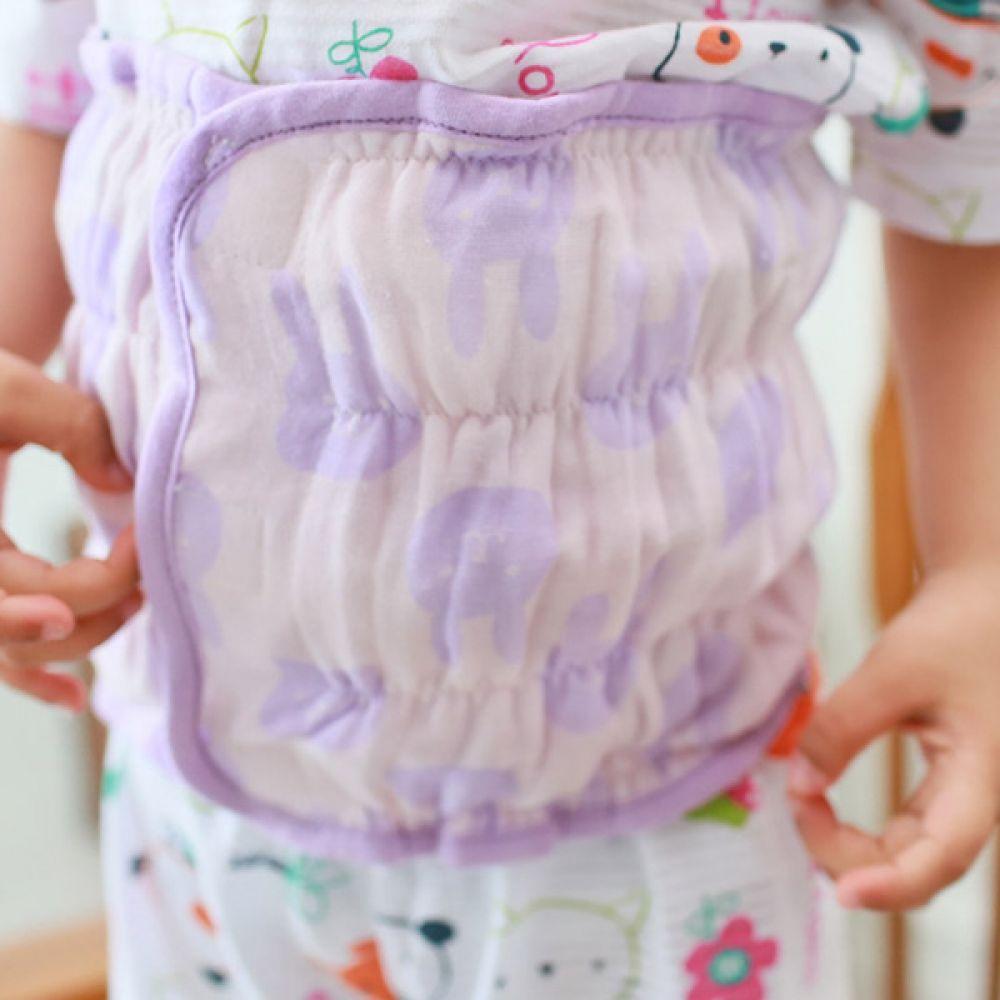 일러스트 셔링 배앓이 방지 니퍼(0-4세) 202673 아기복대 복대 배앓이방지 니퍼 보온니퍼 아기옷 유아옷 배가리개 아기배앓이방지 유아배앓이방지 엠케이