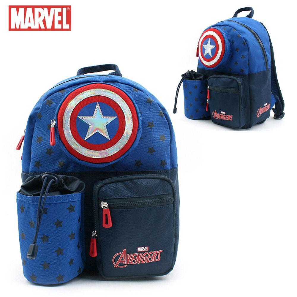 윙하우스 캡틴아메리카 스타 소풍백팩 어린이 소풍가방 아동가방 백팩 아동백팩