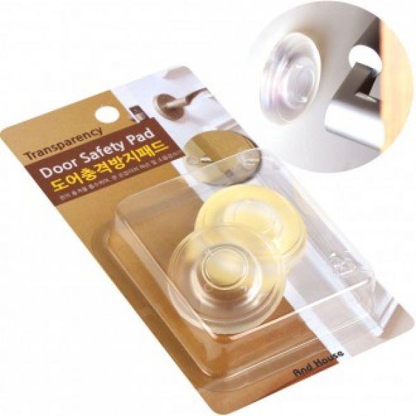도어충격방지패드 2개입 충격흡수 소음감소 파손방지 문충격방지 문콕방지