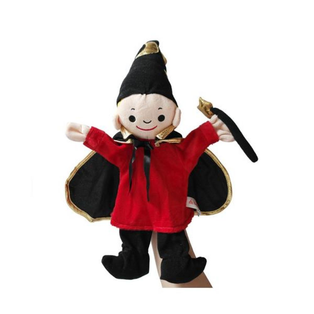 마법사 손인형 완구 문구 장난감 어린이 캐릭터 학습 교구 교보재 인형 선물