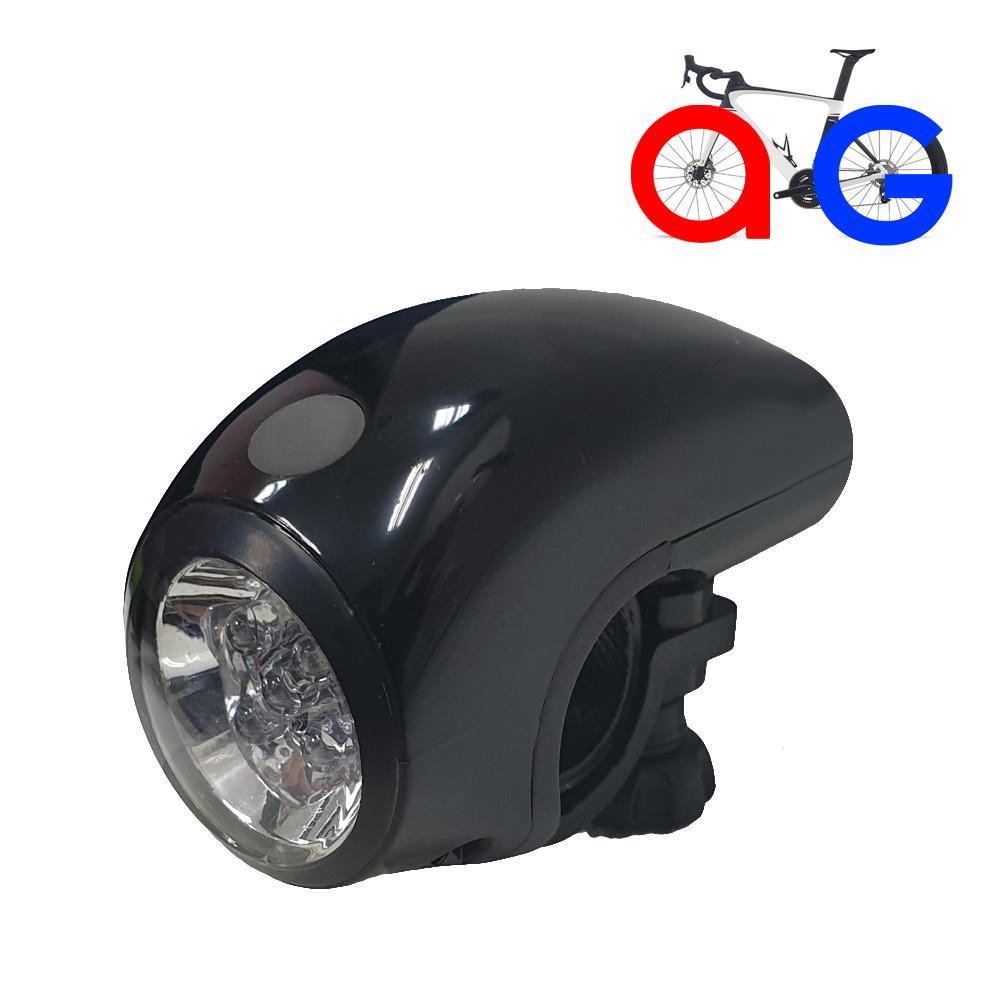 AG123 자전거 5LED 일체형 점멸 전방라이트 자전거 전조등 전방등 자전거등 전방라이트