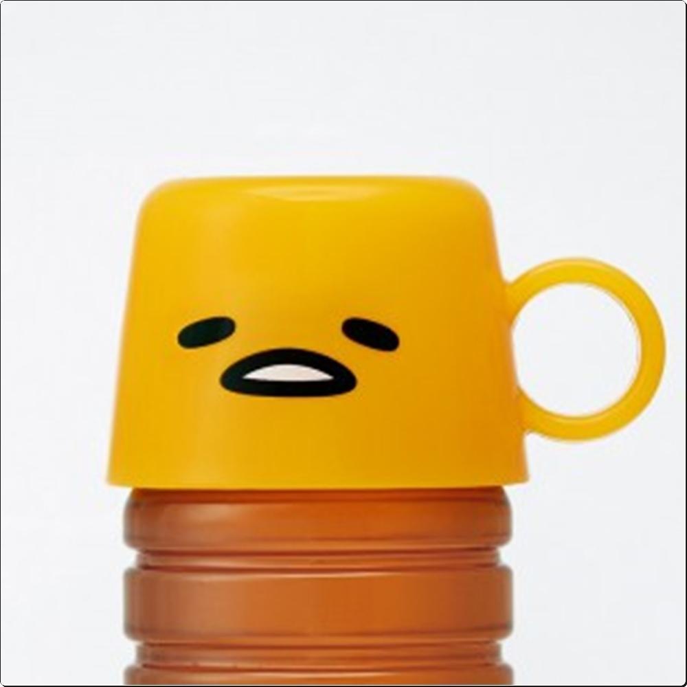 구데타마 페트 보틀 캡 컵 140ml (물병캡컵)(374029) 캐릭터 캐릭터상품 생활잡화 잡화 유아용품