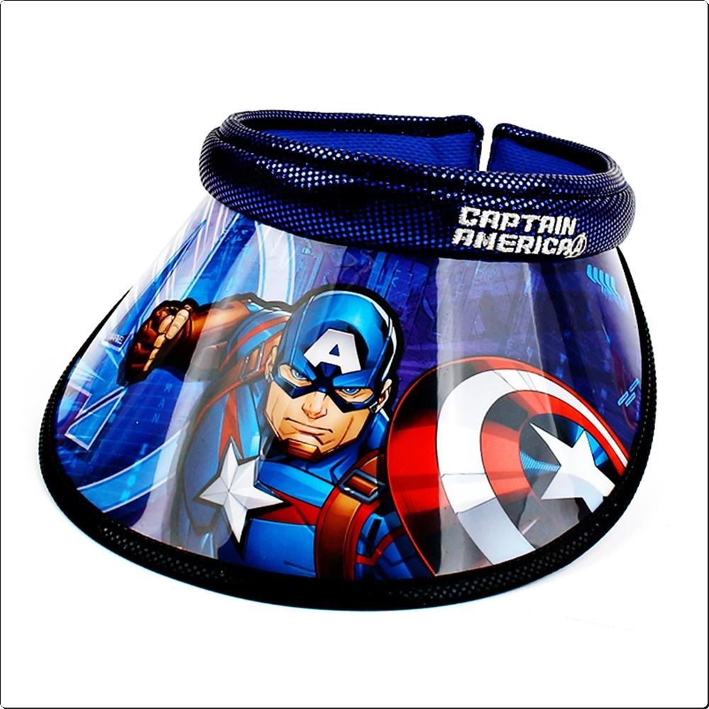 (마블) 캡틴아메리카 러쉬 핀캡 (썬캡 모자)(744571) 캐릭터 캐릭터상품 생활잡화 잡화 유아용품