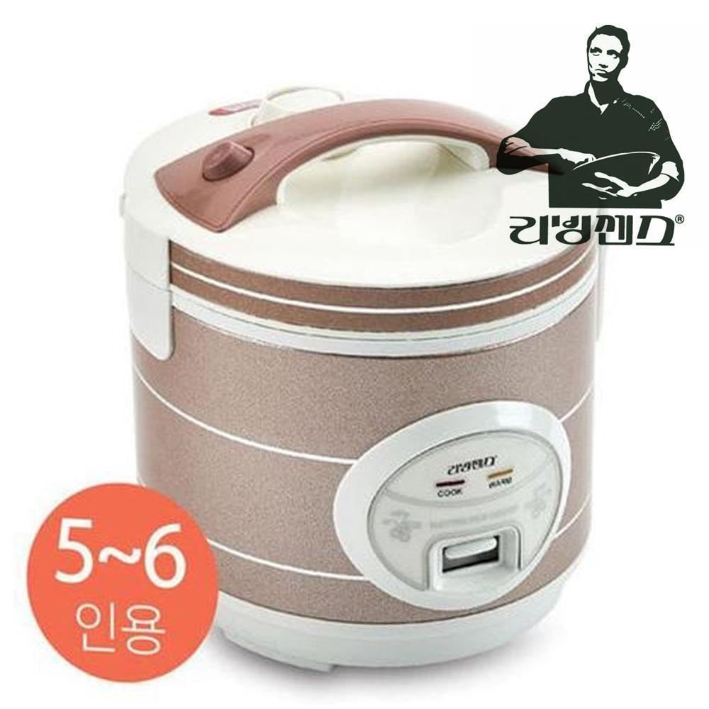 리빙센스5045 미니 5-6인용 전기보온밥솥 밥솥 전기밥통 전기밥솥 밥통 보온밥솥