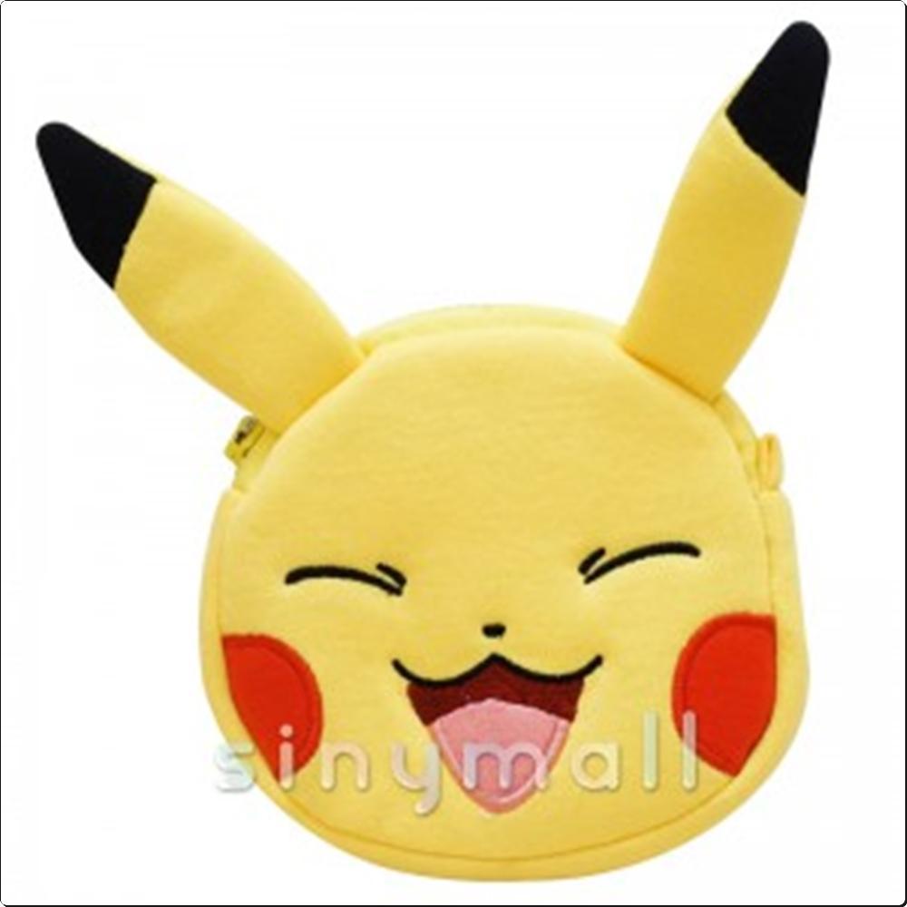 포켓몬 미니 파우치 (피카츄ver2) (동전지갑)(121758) 캐릭터 캐릭터상품 생활잡화 잡화 유아용품