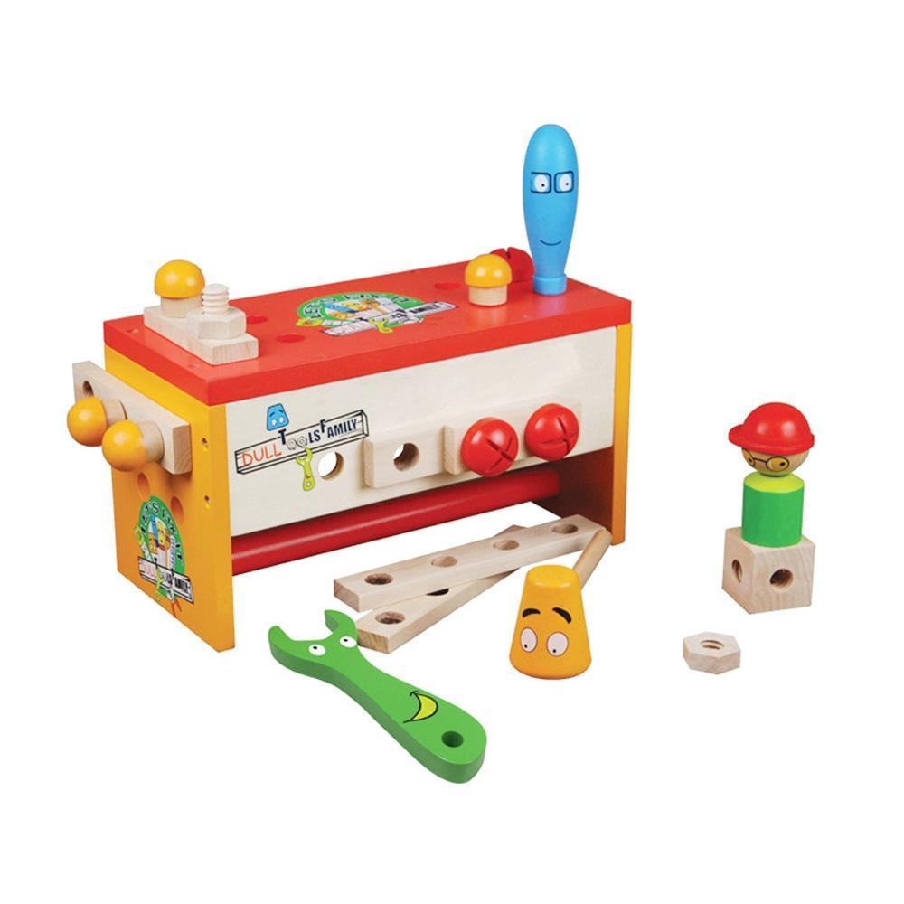 도구 4살 아이 장난감 워크벤치 공구놀이 유아 놀이 퍼즐 블록 블럭 장난감 유아블럭