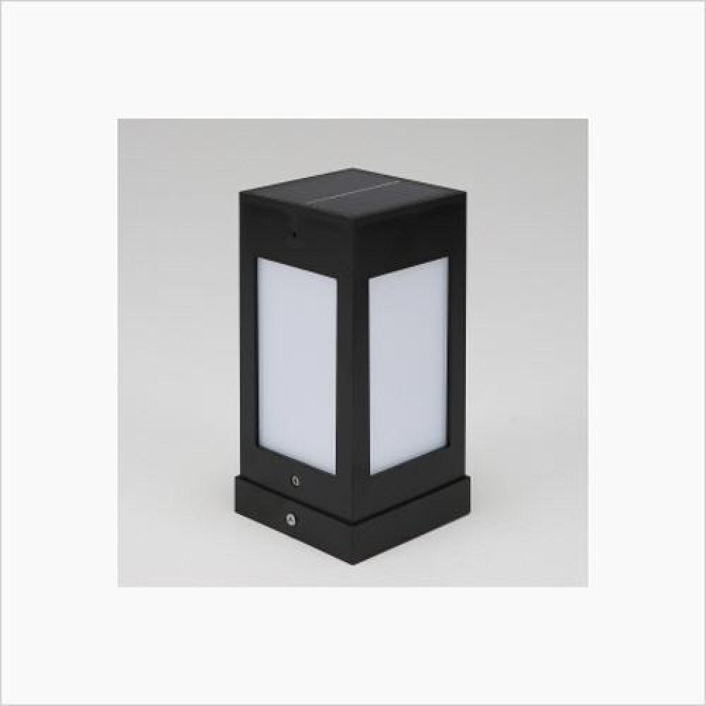 인테리어 경관조명 태양광 LED 문주등 80x80mm 철물용품 인테리어조명 경관조명 태양광조명 대문등 외부조명 센서등