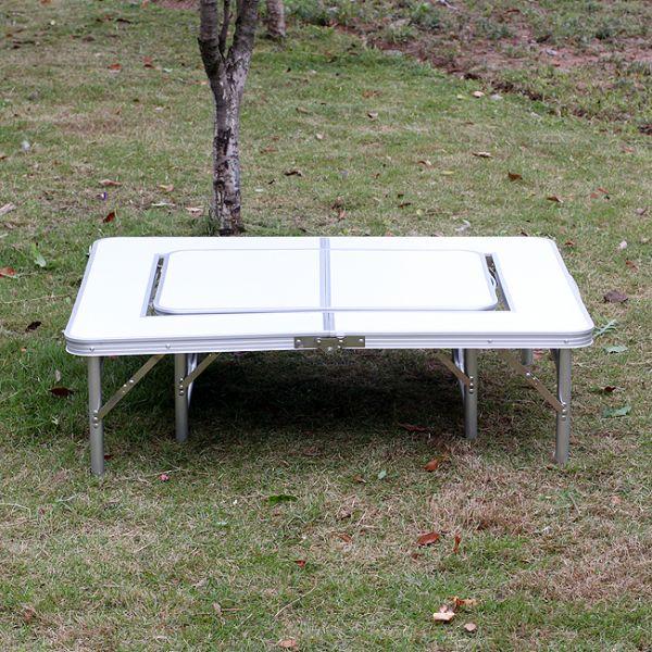 JHC컴퍼니 2in1 캠핑 나들이 겸용 테이블 탁자세트 캠핑용품 레저용품 등산용품 자전거용품 스포츠용품