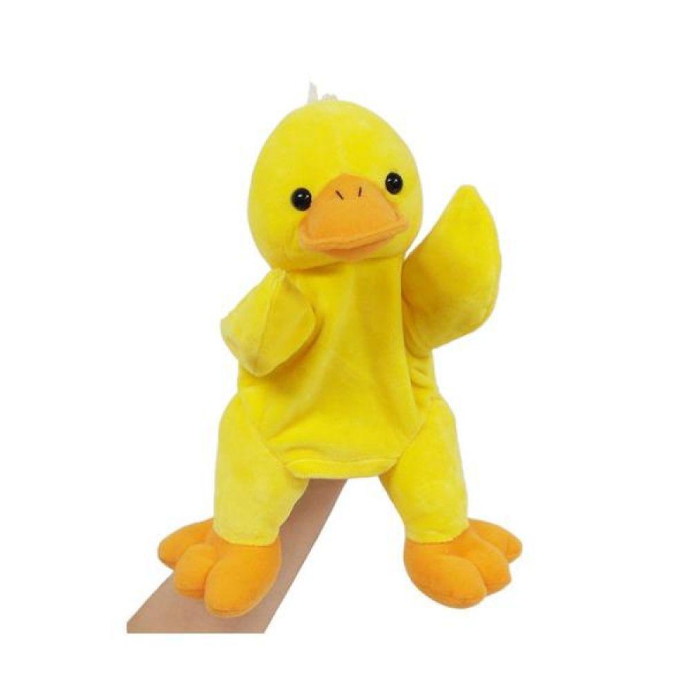 오리 손인형 완구 문구 장난감 어린이 캐릭터 학습 교구 교보재 인형 선물