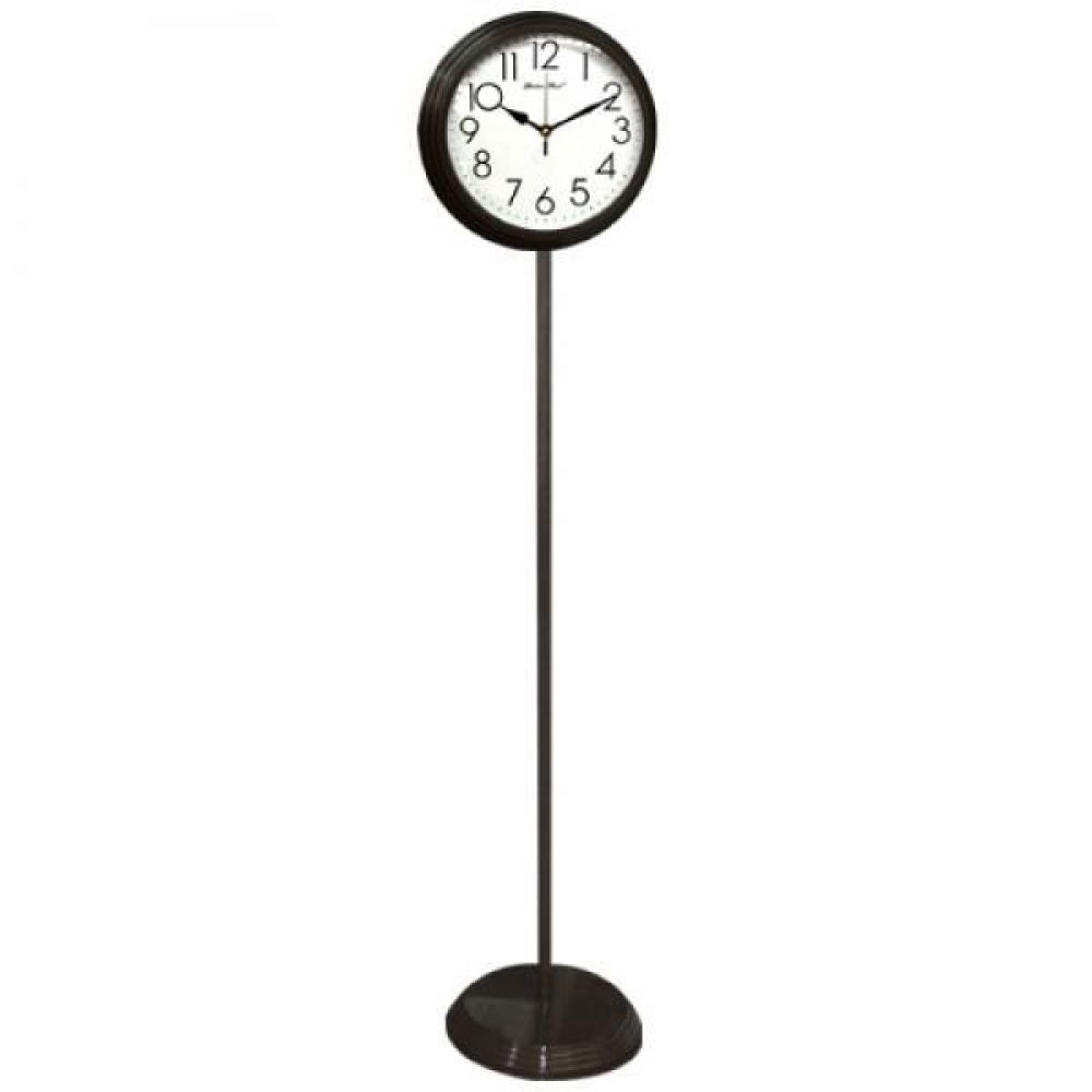 GB6033 무소음 월넛 메탈 스탠드시계 제조한국 스탠드시계 인테리어시계 무소음시계 플로어시계 거실시계 장식시계 메탈시계 스틸시계 디자인시계 홈데코시계 집들이선물 오피스시계 인테리어소품