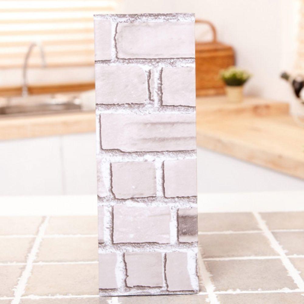 파벽돌시트 소 회벽돌 벽시트지 포인트시트 시트지 시트지 벽시트지 인테리어 스티커벽지 포인트시트