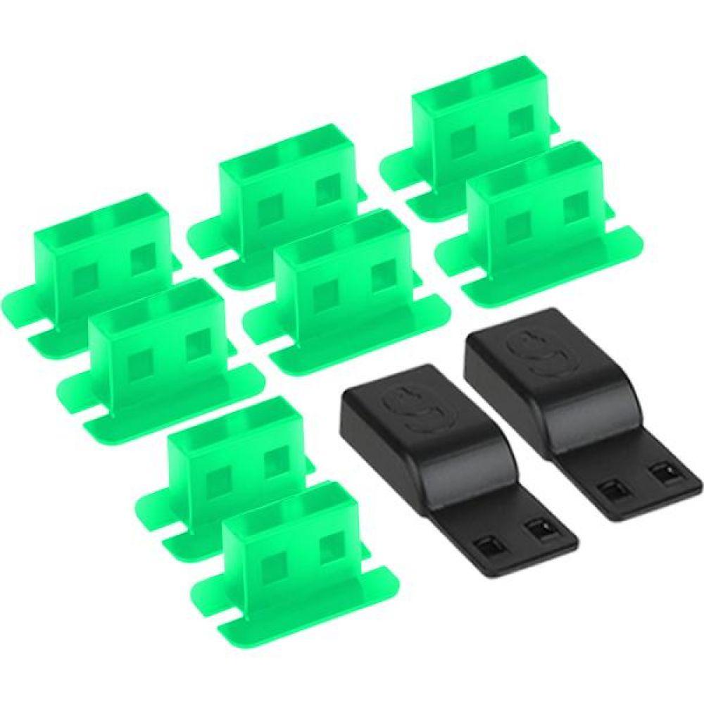 보안 USB 포트 잠금 Lock 차단 시큐리티 그린 컴퓨터용품 PC용품 컴퓨터악세사리 컴퓨터주변용품 네트워크용품 보안 시큐리티 잠금장치 USB