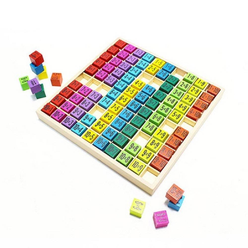 선물 학습 놀이 유아 유아원 구구단 퍼즐 교구 아이 퍼즐 블록 블럭 장난감 유아블럭