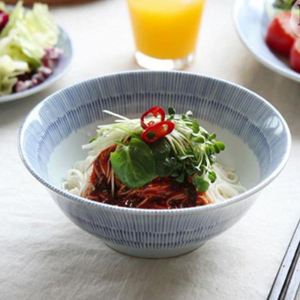 쿄토쿠사 면기 3P 밥그릇 그릇 예쁜그릇 주방용품 면기 그릇 밥그릇 예쁜그릇 주방용품