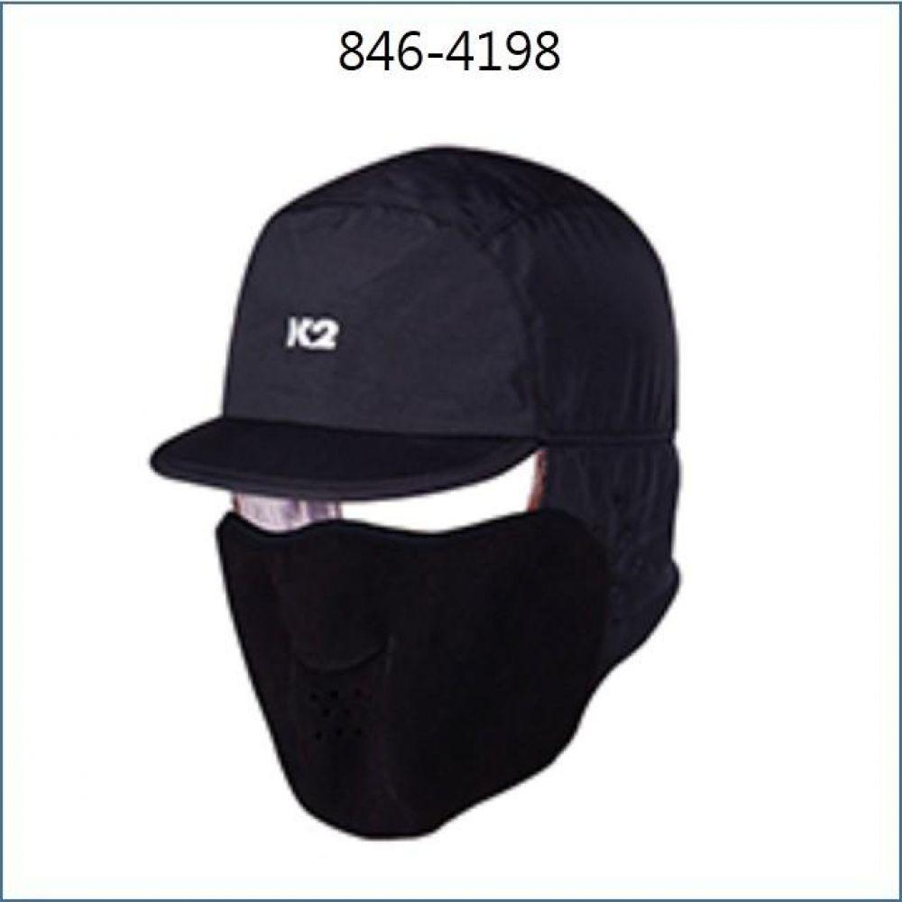 K2 방한모 방한모2 L 검정 846-4198 K2 안전용품 방한용품 방한모 방한모자 방한모L 검정방한모