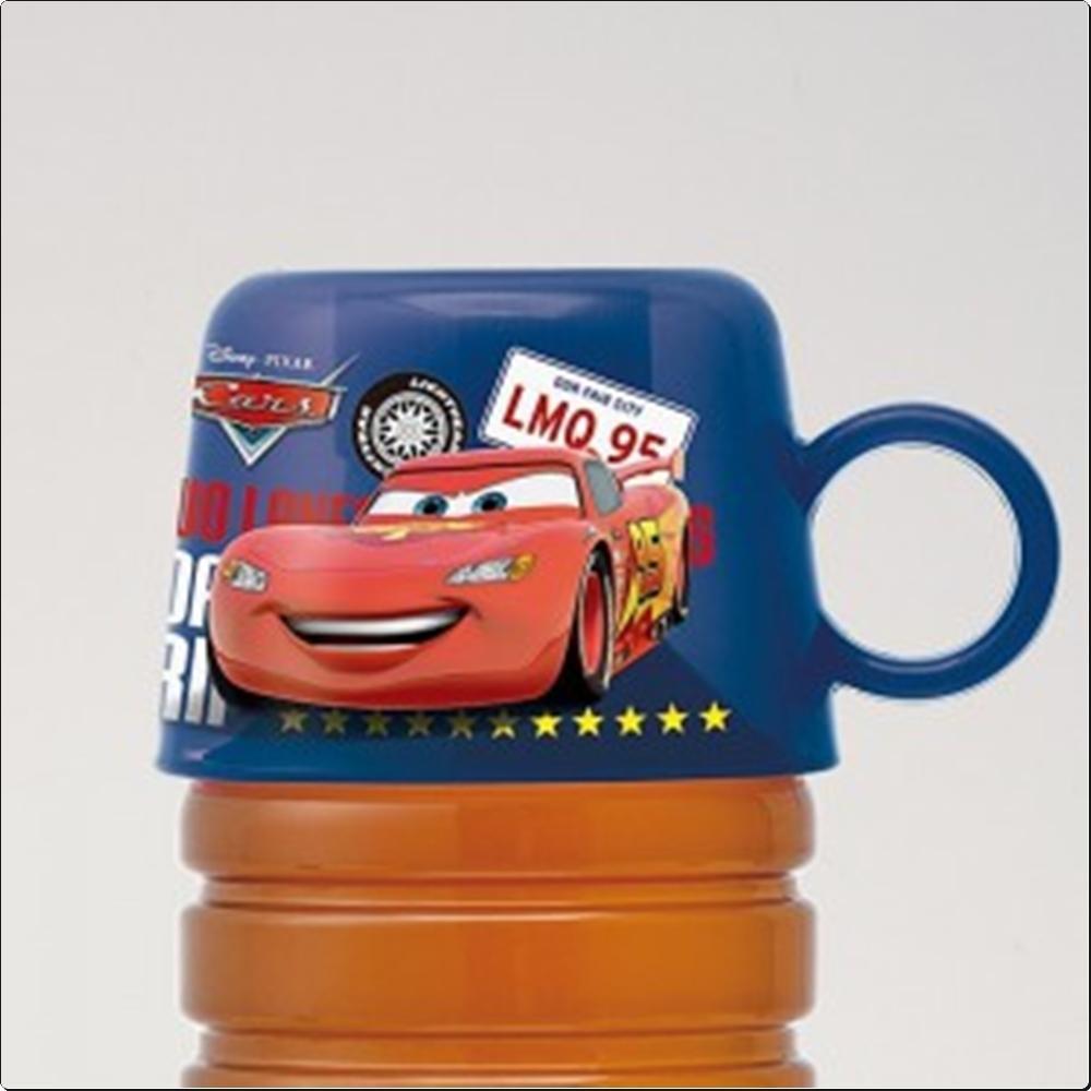 (디즈니Cars) 카17 페트 보틀 캡 컵 (373176) 캐릭터 캐릭터상품 생활잡화 잡화 유아용품