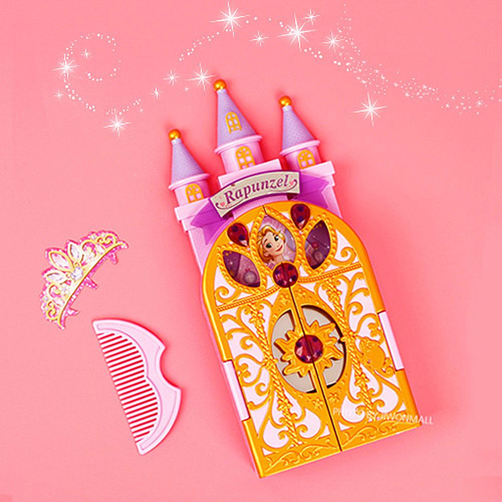 캐슬 미니 드레서-라푼젤 미용놀이 장난감 아기장난감 아기선물 유아장난감 애기선물 어린이장난감 어린이선물 인형놀이 보드게임