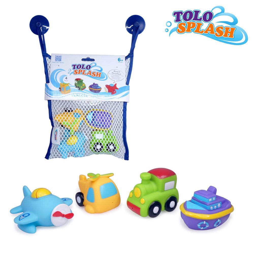 톨로(스플래시) 자동차 스쿼터 (50402) 목욕완구 장난감 목욕놀이 유아완구 아기완구