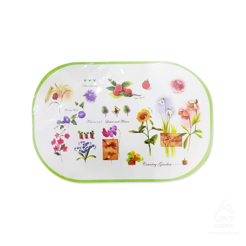 컨트리가든 식탁매트_0717 생활용품 가정잡화 집안용품 생활잡화 잡화