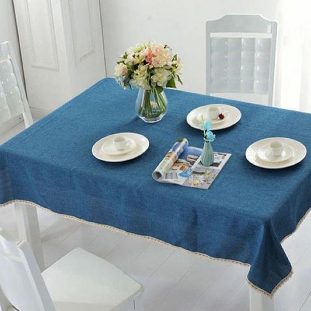 프렌치 린넨 식탁보 테이블보 식탁커버 린넨식탁보 식탁보 북유럽식탁보 테이블보 테이블러너 테이블매트 테이블커버 탁자커버 식탁매트 테이블천