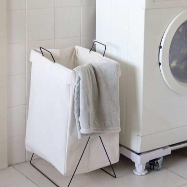 MWSHOP 패브릭 접이식 빨래 세탁 바구니 엠더블유샵