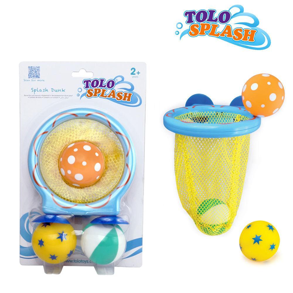 톨로(스플래시) 스플래시덩크 (50801) 목욕완구 장난감 목욕놀이 유아완구 아기완구