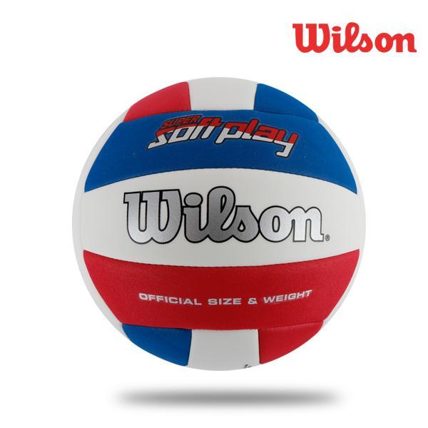 윌슨 슈퍼 소프트 플레이 배구공 - SUPER SOFT PLAY VOLLEYBALL WTH3595XB 스프트볼 배구 공 윌슨 SUPERSOFTPLAYVOLLEYBALL