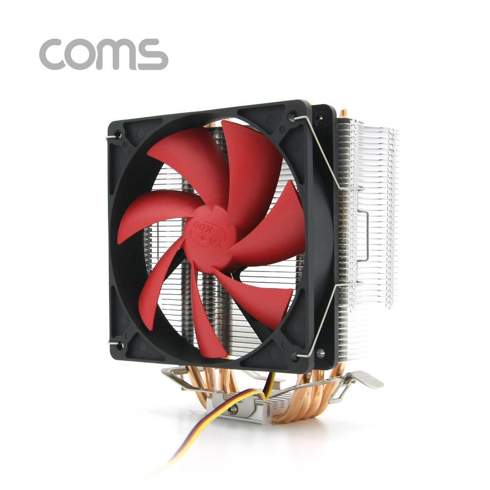 CPU 쿨러 120mm 레드 인텔 LGA AMD AM2 AM3 컴퓨터용품 PC용품 컴퓨터악세사리 컴퓨터주변용품 네트워크용품 CPU 쿨러 Intel LGA 775 1155 1156 AMD 754 AM2