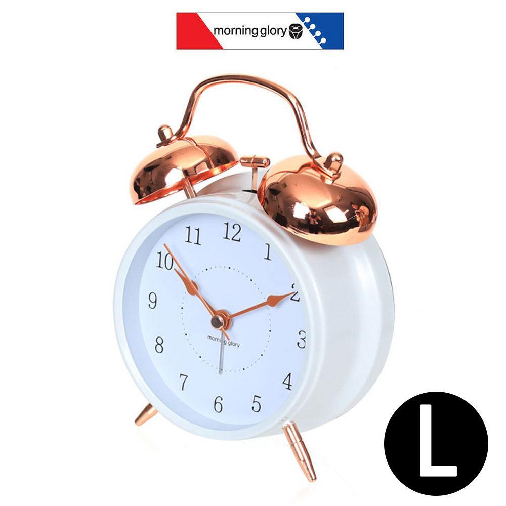 모닝글로리 로즈골드 알람시계 (L) 알람시계 탁상시계 디지털 시계 알람