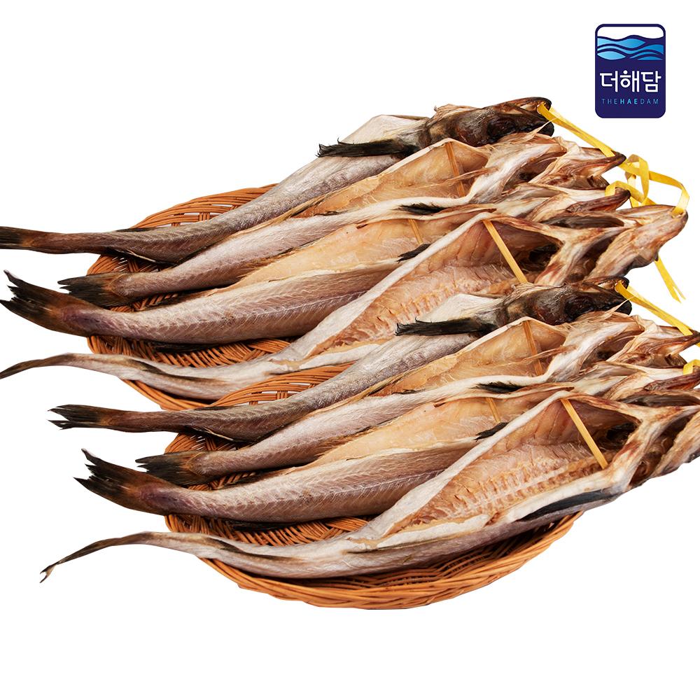 동해바다 집나간 반건코다리 8마리 코다리 동태 양미리 생물양미리코다리 임연수 반건조생선 동해안생선