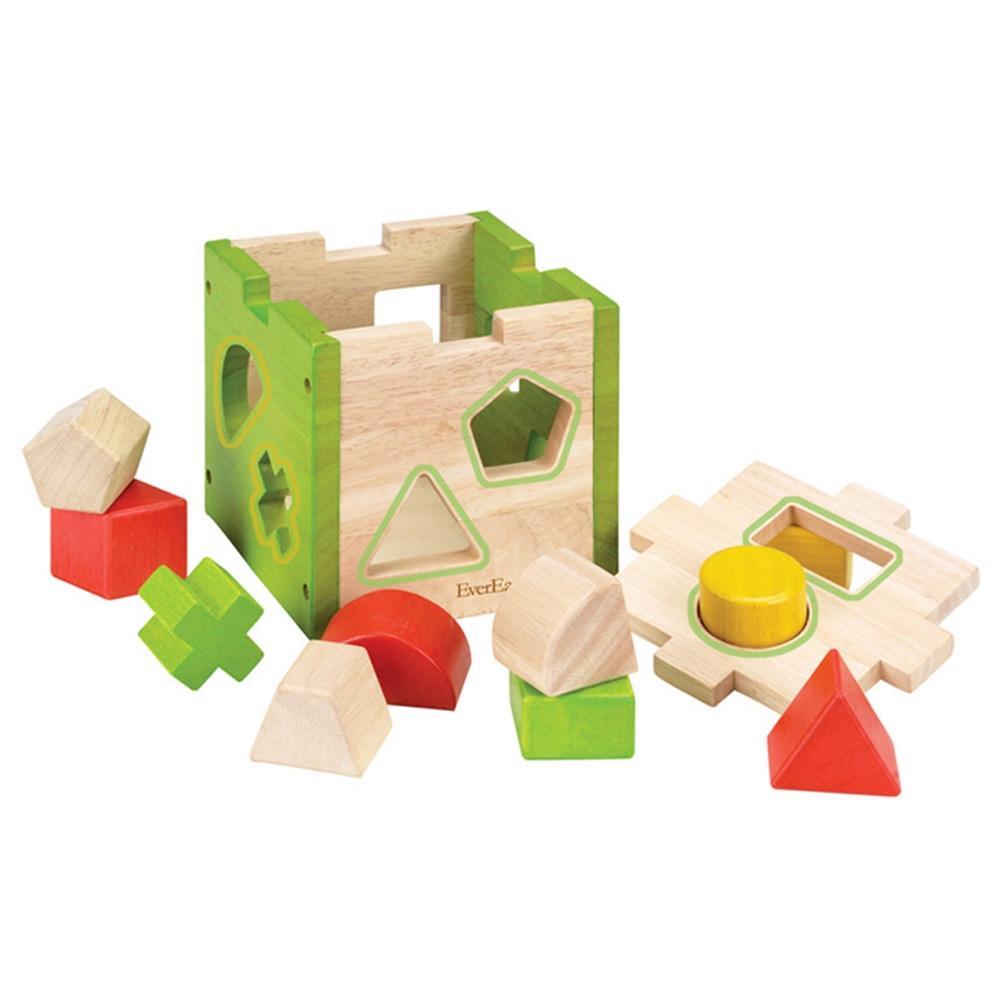 도형상자 장난감 어린이 교육 놀이 완구 쉐이프솔터 유아원 장난감 2살장난감 3살장난감 4살장난감
