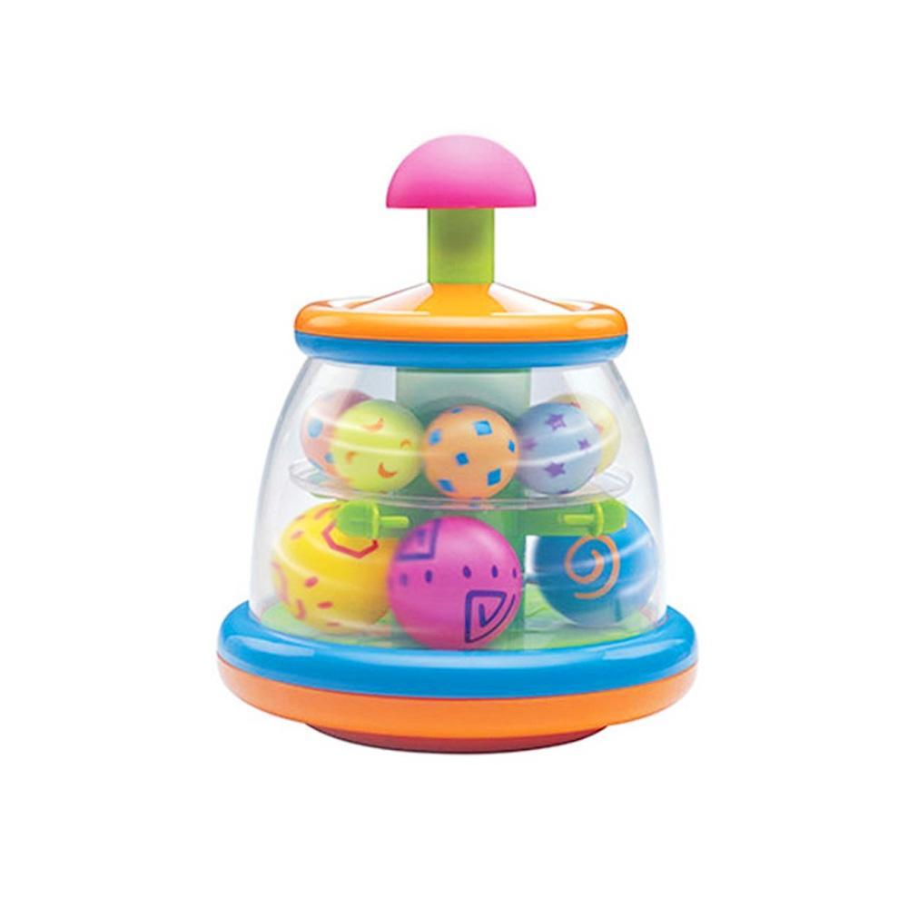 선물 2세 3세 유아 교육 놀이 완구 레인보우 회전놀이 유아원 장난감 2살장난감 3살장난감 4살장난감