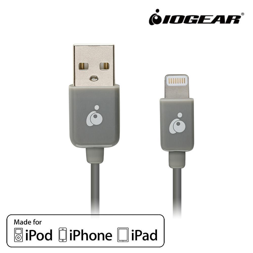 IOGEAR IOS 아이폰 충전 케이블 MFI인증 1M GUL01