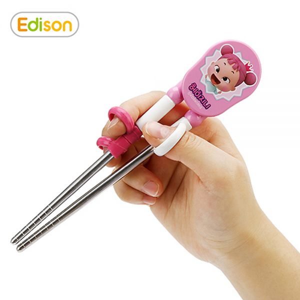 에디슨 헤이지니 스텐젓가락-1단계 헤이지니 아동식기 유아식기 어린이집선물 아기선물 유아수저세트 수저세트 연습용젓가락 아동젓가락 젓가락연습 캐릭터젓가락 유아동젓가락 어린이젓가락연습 어린이젓가락 에디슨젓가락 에디슨수저세트 유아젓가락 이유식 유아식 육아 유아성장용품