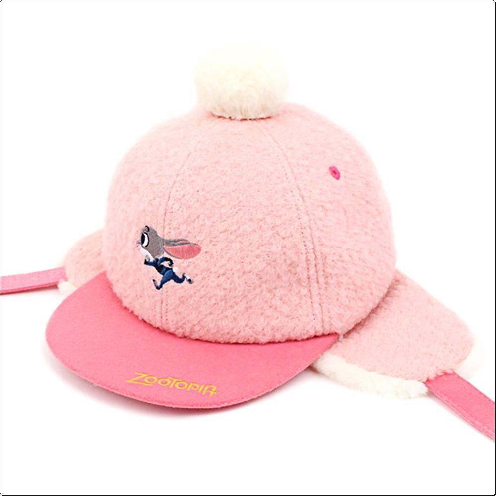 (디즈니) 주토피아 윈터스냅백 (겨울털모자)(750916) 캐릭터 캐릭터상품 생활잡화 잡화 유아용품