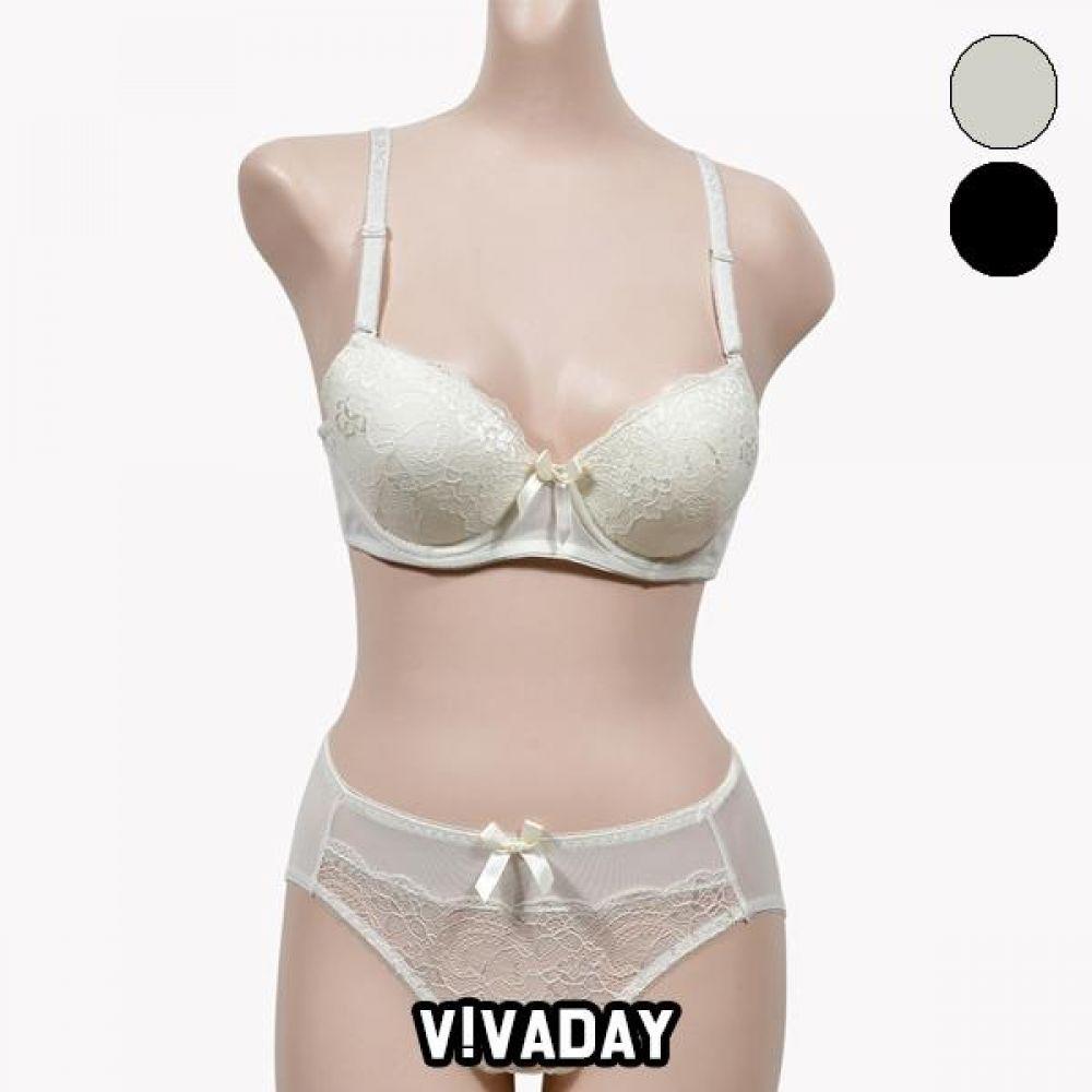 VIVADAY-SC12 러블리 와이어 B컵 브라팬티 SET 여성브라세트 여자브라세트 브라세트 브라 속옷 여성속옷 여자속옷 여자속옷세트 여성속옷세트