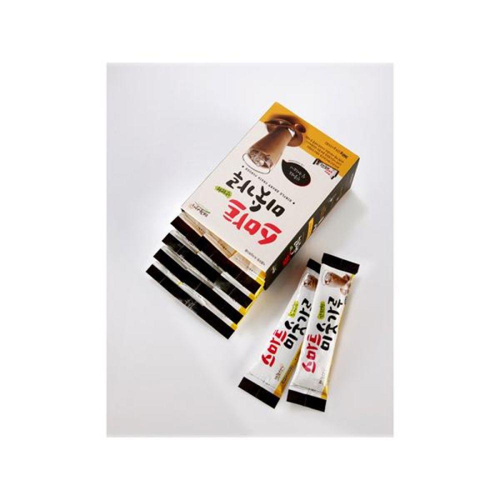 간편형 스마트 미숫가루 24g 15입 x 5개 건강 곡물 간편식 잡곡 한끼