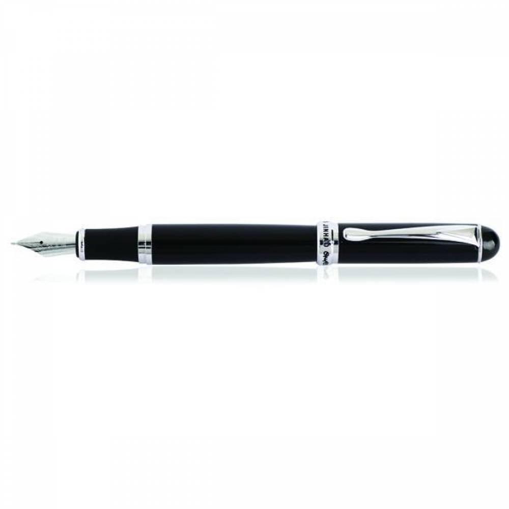 MWSHOP 진하오 X750 블랙 고급선물용 만년필 엠더블유샵