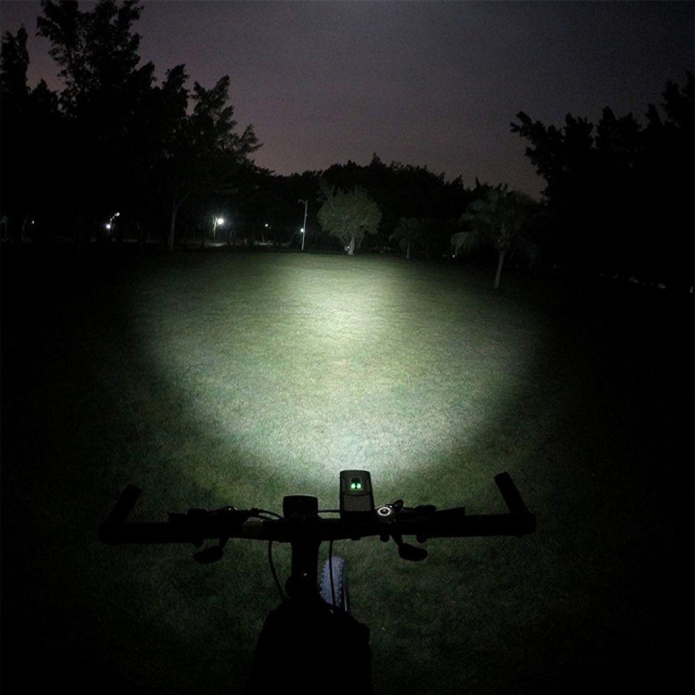 더욱 밝은 자전거전조등 1800루멘 LED자전거전등 자전거 싸이클 전조등 후레쉬 랜턴 LED 자전거라이트 라이트 자전거용품