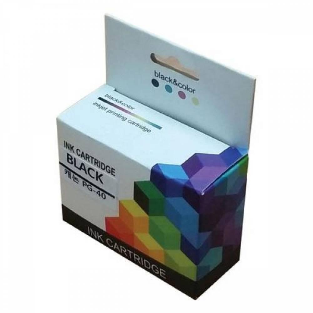 재생잉크)CANON PG-40(흑백) M116022 사무용품 생활용품 문구 사무 문구용품