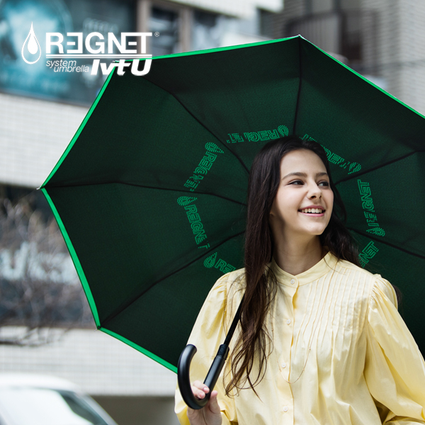 [REGNET]거꾸로우산  레그넷 IVTU 레그넷 GOLF우산 우산 Regnet 장우산 거꾸로우산