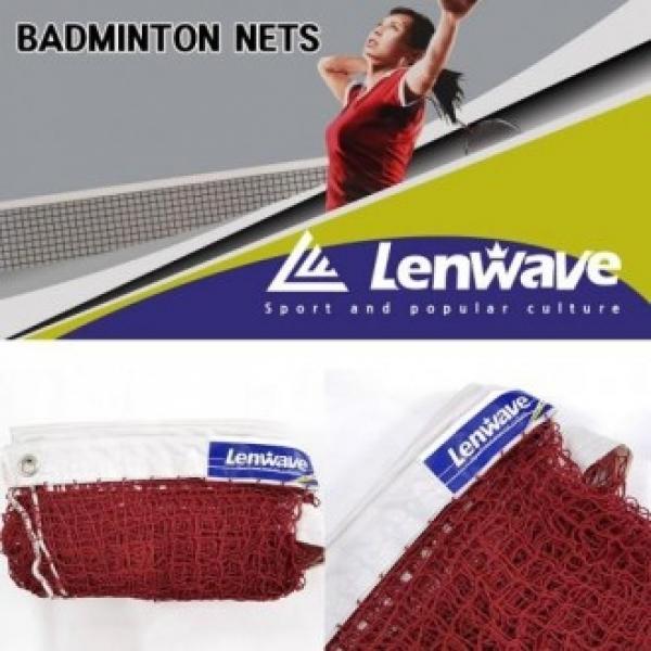 LenWave 런웨이브 고급 배드민턴네트 국제규격 네트 배드민턴넷 민턴그물 민턴네트 배드민턴 네트