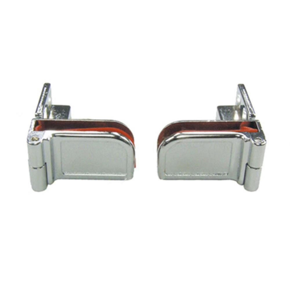 UP)유리경첩cg타원-5mm크롬 생활용품 철물 철물잡화 철물용품 생활잡화